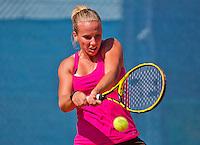September 03, 2014,Netherlands, Alphen aan den Rijn, TEAN International, Richel Hogenkamp (NED)<br /> Photo: Tennisimages/Henk Koster