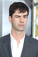 Hamish Linklater at the film premiere of 'Battleship,' at the NOKIA Theatre at L.A. LIVE in Los Angeles, California. May, 10, 2012. © mpi20/MediaPunch Inc.