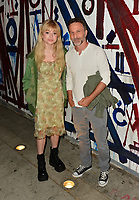 Caitlin Willow Meyer And Breckin Meyer spotted At Craig's In Hollywood