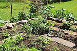 Pleasant Valley garden