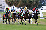 January 16, 2016: Scenes from the Col. E.R. Bradley Handicap race at the Fairgrounds race course in New Orleans Louisiana. Steve Dalmado/ESW/CSM