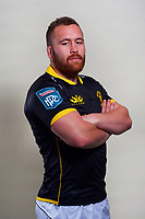 Bruce Kauika-Petersen. 2021 Wellington Lions official rugby headshots at Rugby League Park in Wellington, New Zealand on Monday, 26 July 2021. Photo: Dave Lintott / lintottphoto.co.nz