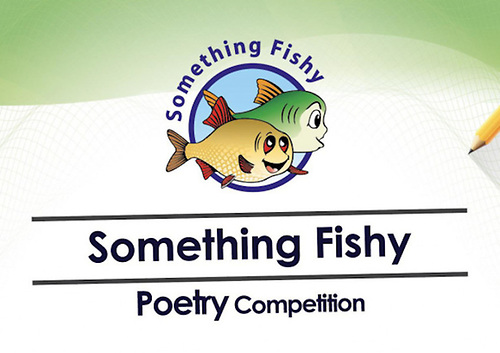 Something Fishy poetry competition logo