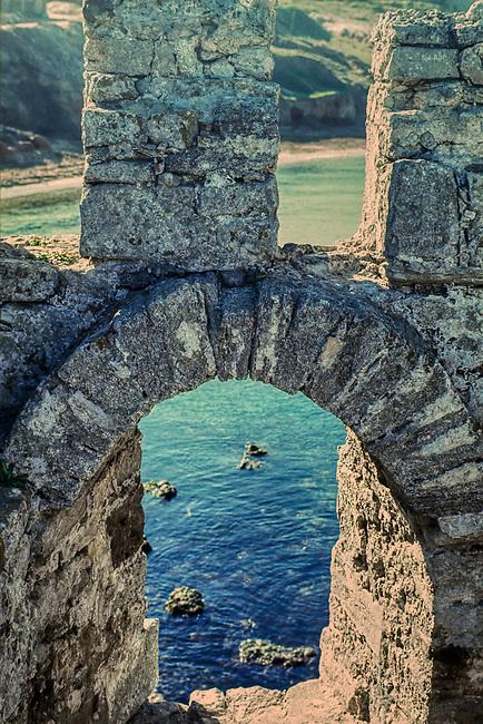 Roman Wall, Sinop