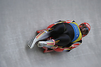 14.01.2007: Rennrodel-WM Doppel