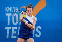 Amstelveen, Netherlands, 7 Juli, 2021, National Tennis Center, NTC, Amstelveen Womans Open, Valentini Grammatikopoulou (GRE)<br /> Photo: Henk Koster/tennisimages.com