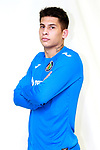 Getafe CF's Mathias Olivera during the session of the official photos for the 2017/2018 season. September 19,2017. (ALTERPHOTOS/Acero)