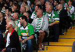 Yeovil Town 0 Queens Park Rangers 1, 21/09/2013. Huish Park, Championship. Yeovil fans. Photo by Paul Thompson.