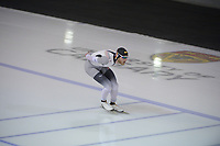 SPEEDSKATING: Calgary, The Olympic Oval, 08-02-2020, ISU World Cup Speed Skating, 5000m Men Division A, Patrick Beckert (GER), ©foto Martin de Jong