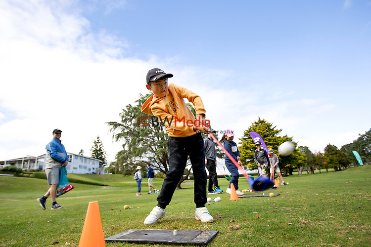 NZ Golf Westown Open Day, Westown Golf Course, New Plymouth, Monday 19 April 2021 Photo: Andy Jackson/www.bwmedia.co.nz