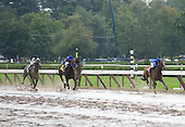 Godolphin Stable's Music Note wins Grade 1 Ballerina Stakes at Saratoga on Aug.. 29, 2009.