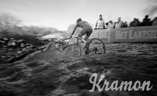 Sascha Weber (DEU)<br /> <br /> Vlaamse Duinencross Koksijde 2013