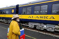 Alaska Railroad Hurricane Turn