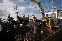 Europe/France/Bretagne/29/Finistère/Plouguernau: Le goémonier : Jacky Galliou