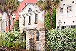 Johnson's Row in Charleston, SC
