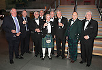 St Johnstone FC Hall of Fame Dinner, Perth Concert Hall….03.04.16<br />The Blues Boys at the ceremony<br />Picture by Graeme Hart.<br />Copyright Perthshire Picture Agency<br />Tel: 01738 623350  Mobile: 07990 594431