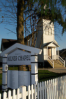 Milner Chapel 1885 Langley B.C.
