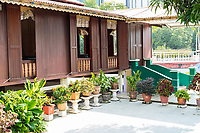 Kampung Morten House, Melaka, Malaysia.