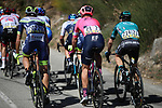 Magnus Cort Nielson (DEN) EF Education-Nippo in the peloton during Stage 7 of Paris-Nice 2021, running 119.2km from Le Broc to Valdeblore La Colmiane, France. 13th March 2021.<br /> Picture: ASO/Fabien Boukla | Cyclefile<br /> <br /> All photos usage must carry mandatory copyright credit (© Cyclefile | ASO/Fabien Boukla)