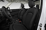 Front seat view of 2018 MINI Countryman 5-Door 5 Door Hatchback Front Seat  car photos