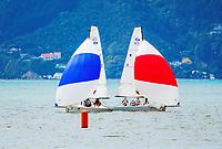 210325 Yachting - Centreport International Youth Match Racing Regatta