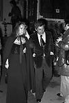 """PAOLO E MAURA  VILLAGGIO <br /> FESTA DE SICA A """"SCACCO MATTO"""" ROMA 1974"""