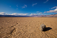 Rolling Rock in the Desert