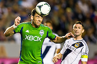 LA Galaxy vs. Seattle Sounders, September 21, 2013