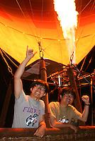 20120303 March 03 Hot Air Balloon Cairns