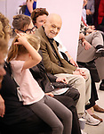 Charles Strouse during the Children's Theatre of Cincinnati presentation for composer Charles Strouse of 'Superman The Musical' at Ripley Grier Studios on June 8, 2018 in New York City.