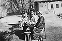 Iraq 1960? <br /> Abdul Wahab Agha Rowanduzi with William Eagleton<br /> Irak 1960?<br /> Abdul Wahab Rowanduzi avec William Eagleton