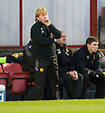 MOTHERWELL MANAGER STUART MCCALL ..14/01/2012 sct_jsp017_motherwell_v_ict     .Copyright  Pic : James Stewart.James Stewart Photography 19 Carronlea Drive, Falkirk. FK2 8DN      Vat Reg No. 607 6932 25.Telephone      : +44 (0)1324 570291 .Mobile              : +44 (0)7721 416997.E-mail  :  jim@jspa.co.uk.If you require further information then contact Jim Stewart on any of the numbers above.........