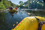 Paddling down the Electra run of the Mokelumne River with OARS and the Foothill Conservancy