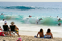 Magic Sands beach, Kailua Kona, The Big Island of Hawaii