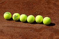 20-08-11, Tennis, Amstelveen, Nationale Tennis Kampioenschappen, NTK, Dunlop tennisballen
