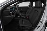 Front seat view of a 2019 Mercedes Benz A Class Progressive 5 Door Hatchback front seat car photos