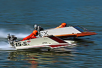 15-S and X   (Outboard Hydroplane)