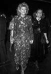 PATRICIA KENNEDY CON NANCY BRINNER<br /> PREMIO THE BEST RAINBOW ROOM ROCKFELLER CENTER NEW YORK 1982