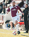 Arbroath's player / manager Paul Sheerin.
