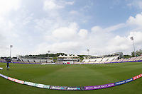 A general view of the Hampshire Rose Bowl during a training session ahead of the ICC World Test Championship Final at the Ageas Bowl on 17th June 2021