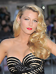 Blake Lively at The Universal Pictures' World Premiere of SAVAGES held at The Grauman's Chinese Theatre in Hollywood, California on June 25,2012                                                                               © 2012 Hollywood Press Agency
