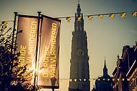 Antwerp is ready for De Ronde<br /> <br /> 101th Ronde Van Vlaanderen 2017 (1.UWT)<br /> 1day race: Antwerp › Oudenaarde - BEL (260km)