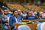 General Assembly Seventy-fourth session: Opening of the general debate<br /> PM<br /> 4th Plenary Meeting <br /> MOROCCO