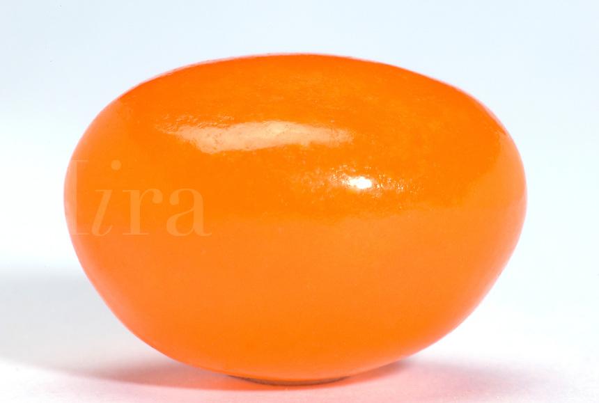 Orange Jelly Bean