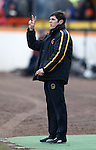 Berwick Rangers manager Ian Little