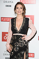 "Hayley Atwell<br /> at the ""Howard's End"" screening held at the BFI NFT South Bank, London<br /> <br /> <br /> ©Ash Knotek  D3343  01/11/2017"