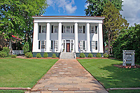 Historic Greek revival design home in Madison Georgia