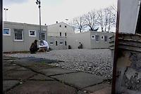 Gorizia / Italia - feb.2016<br /> Centro per l'assistenza dei richiedenti asilo gestito da MSF. Ospita 35 profughi in prevalenza afghani arrivati a Gorizia attraverso la rotta balcanica.<br /> Center for the assistance of asylum seekers run by MSF. Hosts 35 mainly Afghan refugees arrived in Gorizia through the Balkan route.<br /> Photo Livio Senigalliesi