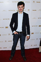 WEST HOLLYWOOD, CA, USA - FEBRUARY 27: Brendan Robinson at the OK! Magazine Pre-Oscar Party 2014 held at Greystone Manor Supperclub on February 27, 2014 in West Hollywood, California, United States. (Photo by Xavier Collin/Celebrity Monitor)