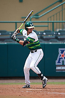 South Florida Bulls designated hitter Joe Genord (20) at bat during a game against the Dartmouth Big Green on March 27, 2016 at USF Baseball Stadium in Tampa, Florida.  South Florida defeated Dartmouth 4-0.  (Mike Janes/Four Seam Images)